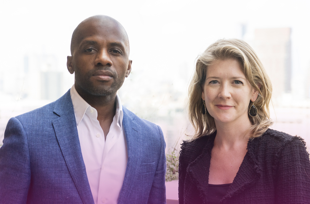 Dexter Wimberly and Heather Bhandari talk self-empowerment and financial literacy, and the inaugural Art World Conference in NYC.