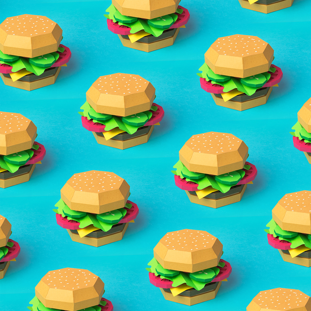 Tommy-Perez_Kwik-Krafts_Burger-Pattern-1