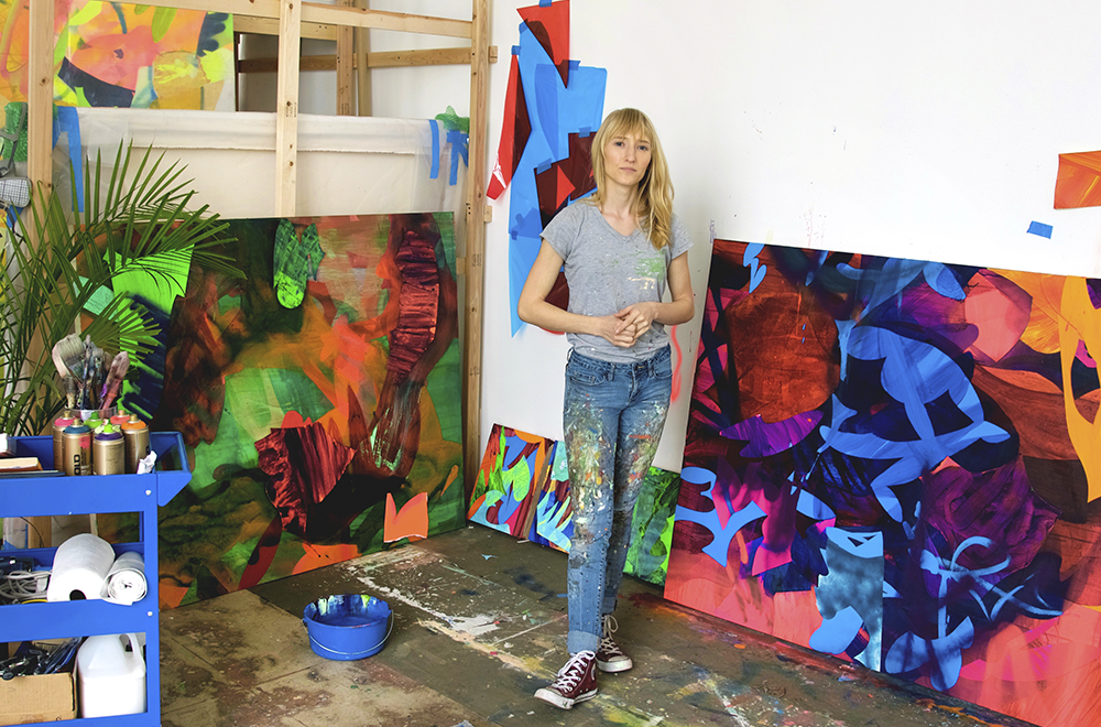 Nicole Mueller talks time management, residencies, and